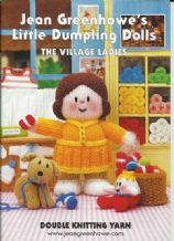 Jean Greenhowe - Little Dumpling Dolls, The Village Ladies
